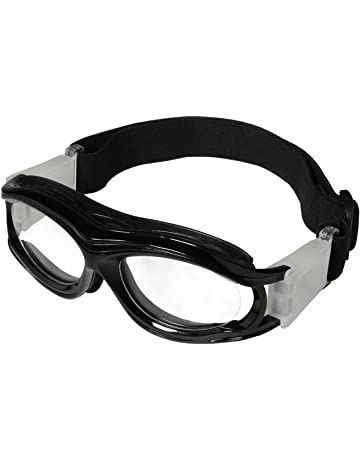 ad79ba3cbc Kids Sports Goggles Outdoor Eye Protection Impact-resistant Glasses Eyewear  with Adjustable Strap Removable Headband