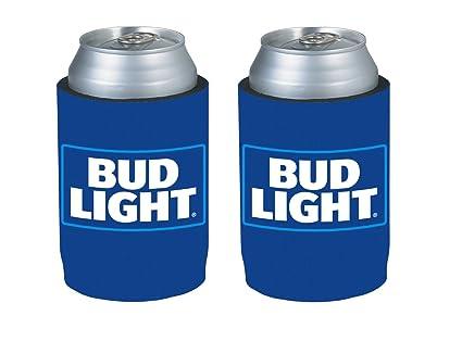 Officially Licensed Bud Light Can Holder Neoprene Beer Huggie Cooler Sleeve  (2)