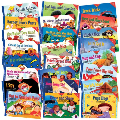 Dr. Maggie's Phonics Readers