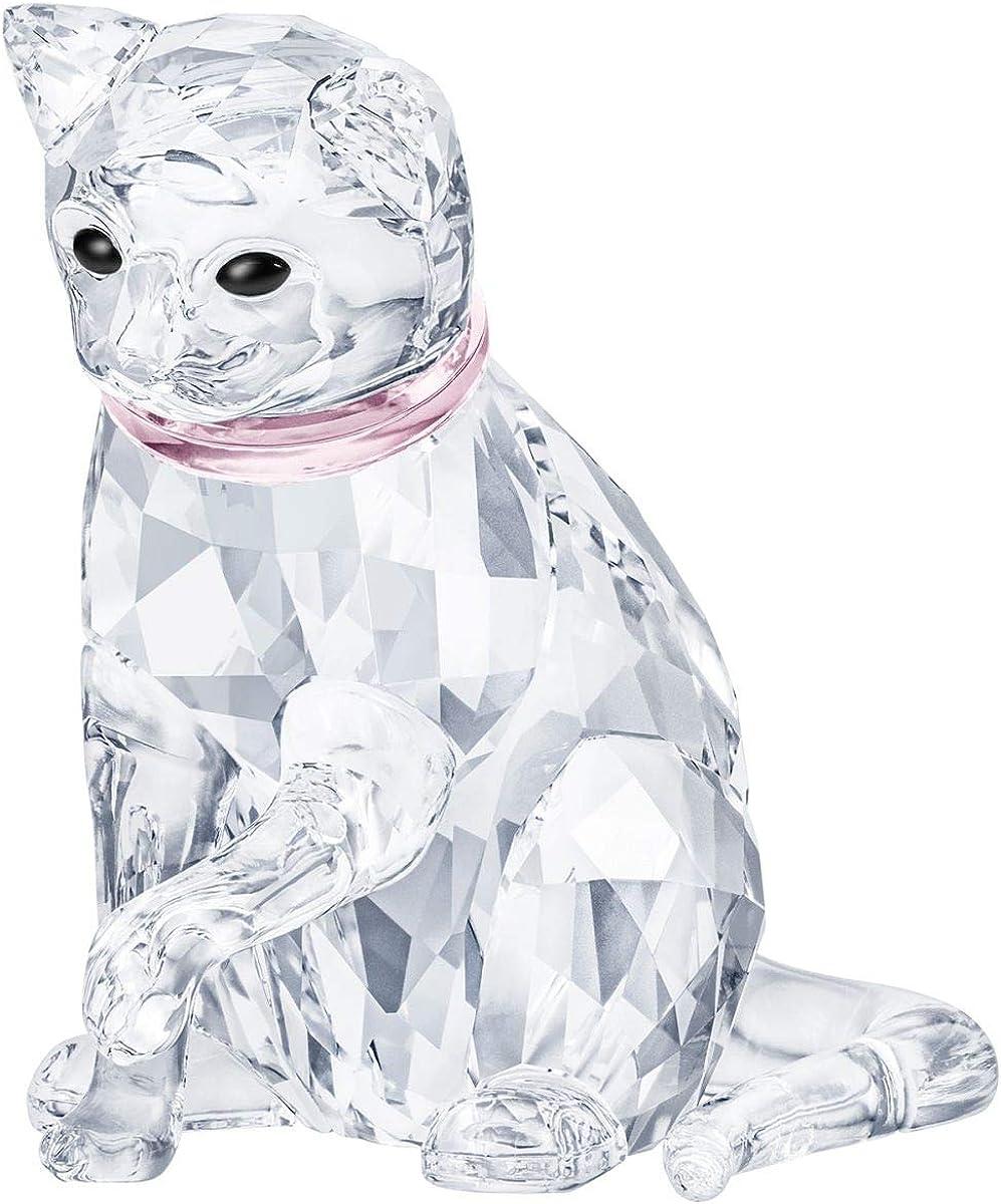 Swarovski Cat Mother Figurine