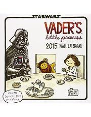 2015 Wall Calendar: Star Wars Vader's Little Princess