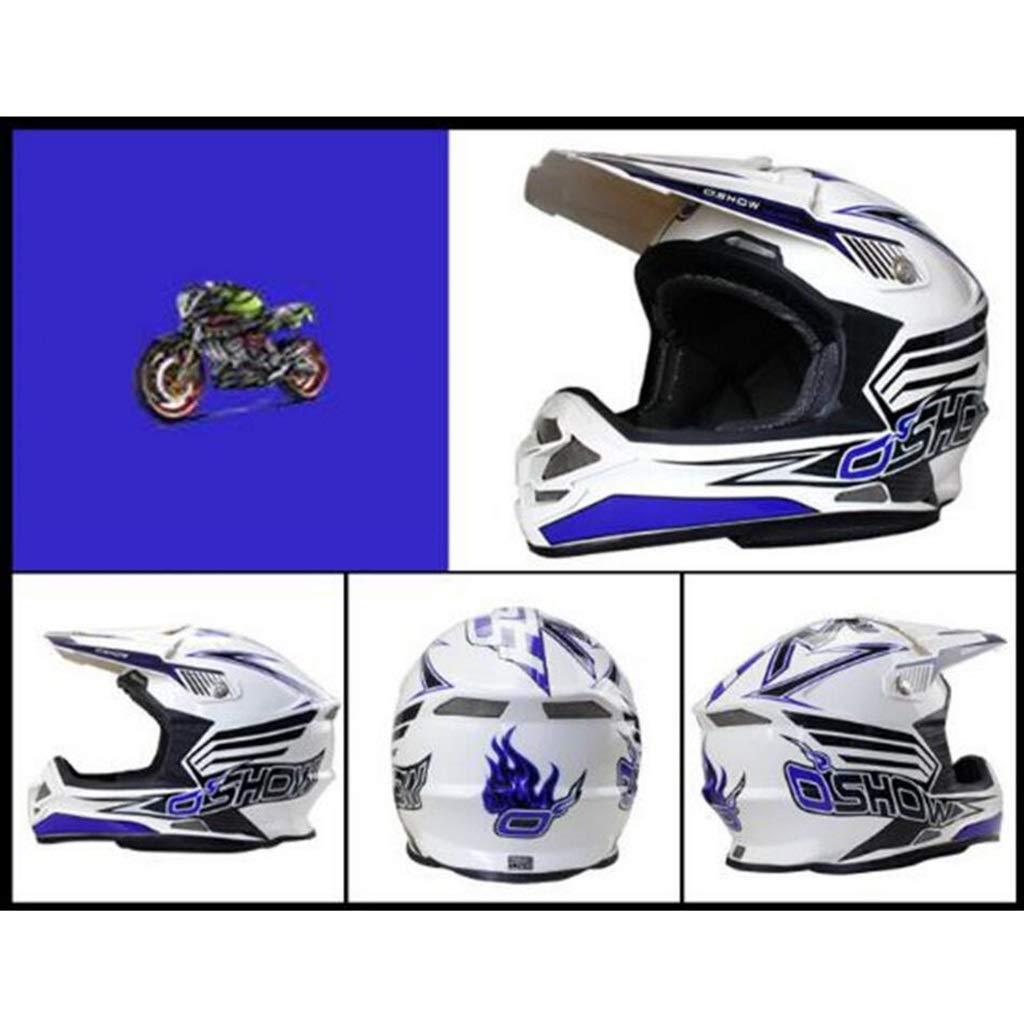 ヘルメット オートバイヘルメット、カーボンファイバーオートサイクルヘルメット男性女性オールラウンドサイクリングヘルメットモト電気自動車フルフェイスヘルメット B07PZRSM64 B L l L l B