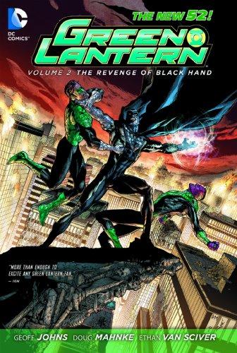 Green Lantern Vol. 2: Revenge of the Black Hand