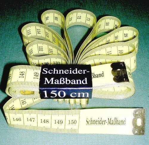 Hop Schneidermaß band Dit Massband Hilp