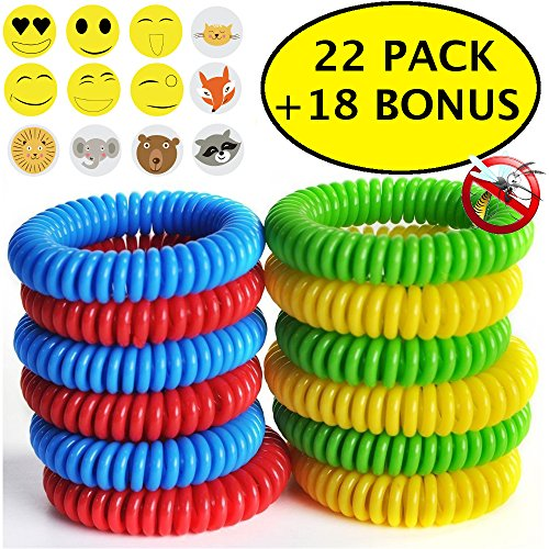 caselast-premium-mosquito-repellent-bracelets-22-pack-deet-free-natural-wristbands-protection-agains
