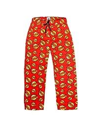 The Big Bang Theory Gift Mens Bazinga Lounge Pants Pajama Bottoms Medium