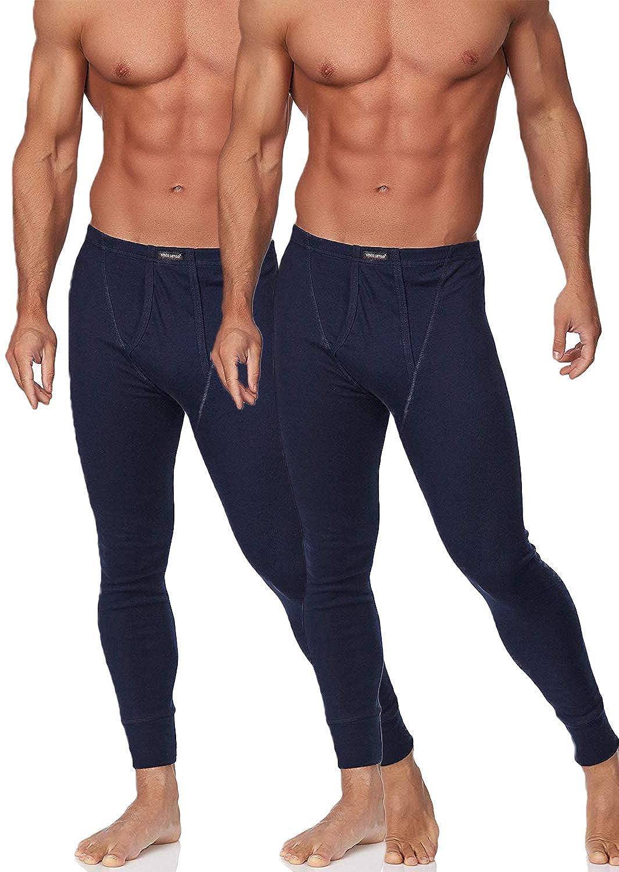 Sesto Senso Hombre 2 Unidades Pantalones Largos Calzoncillos para Hombre k2