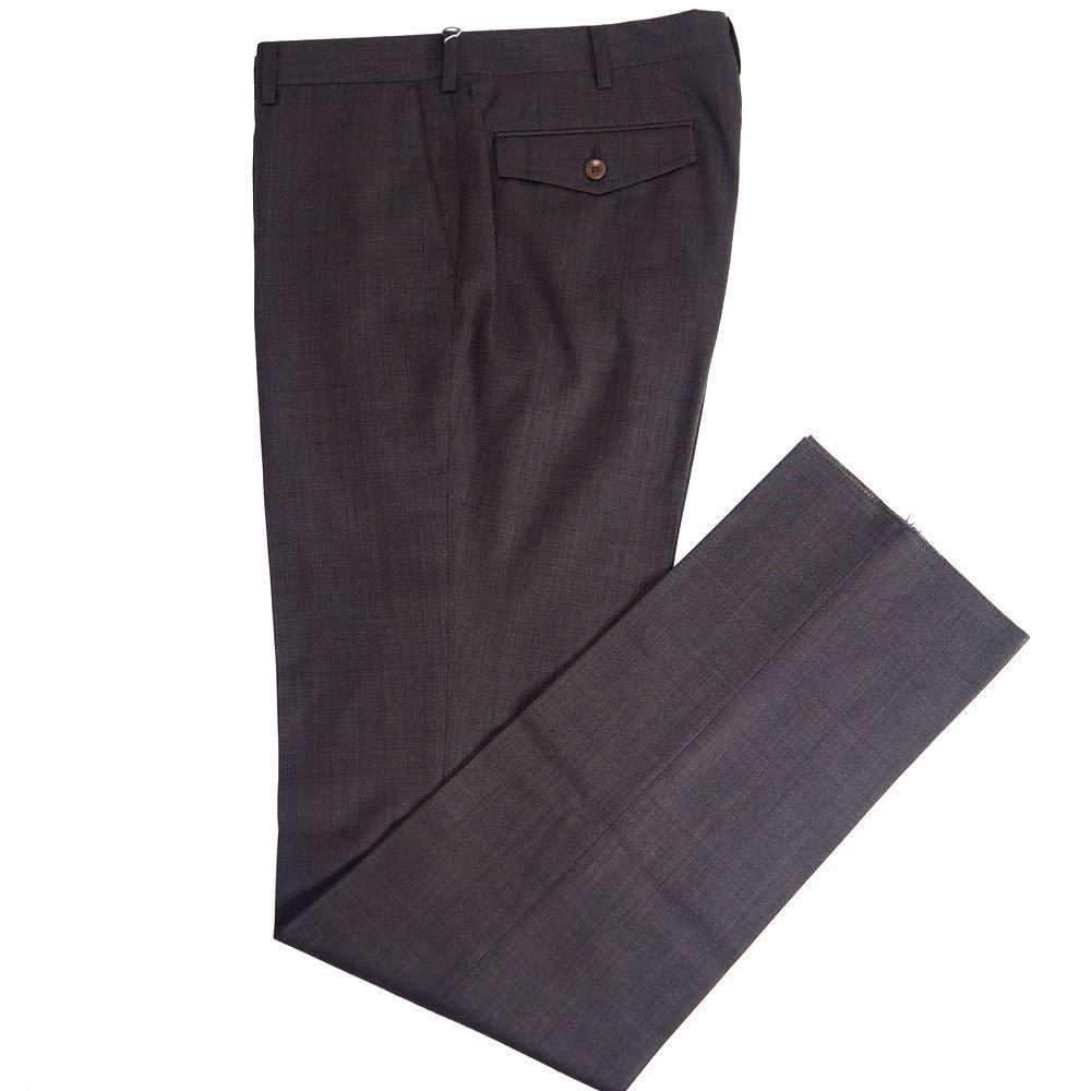 51321 エミネント SAXON 日本製 ウール ノータックパンツ スラックス ブラウン 88 サイズ 日本製 メンズ カジュアル 男性 春夏 ゴルフ 通販   B07P9Y62T8
