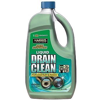 Harris 64 Oz Liquid Drain Cleaner