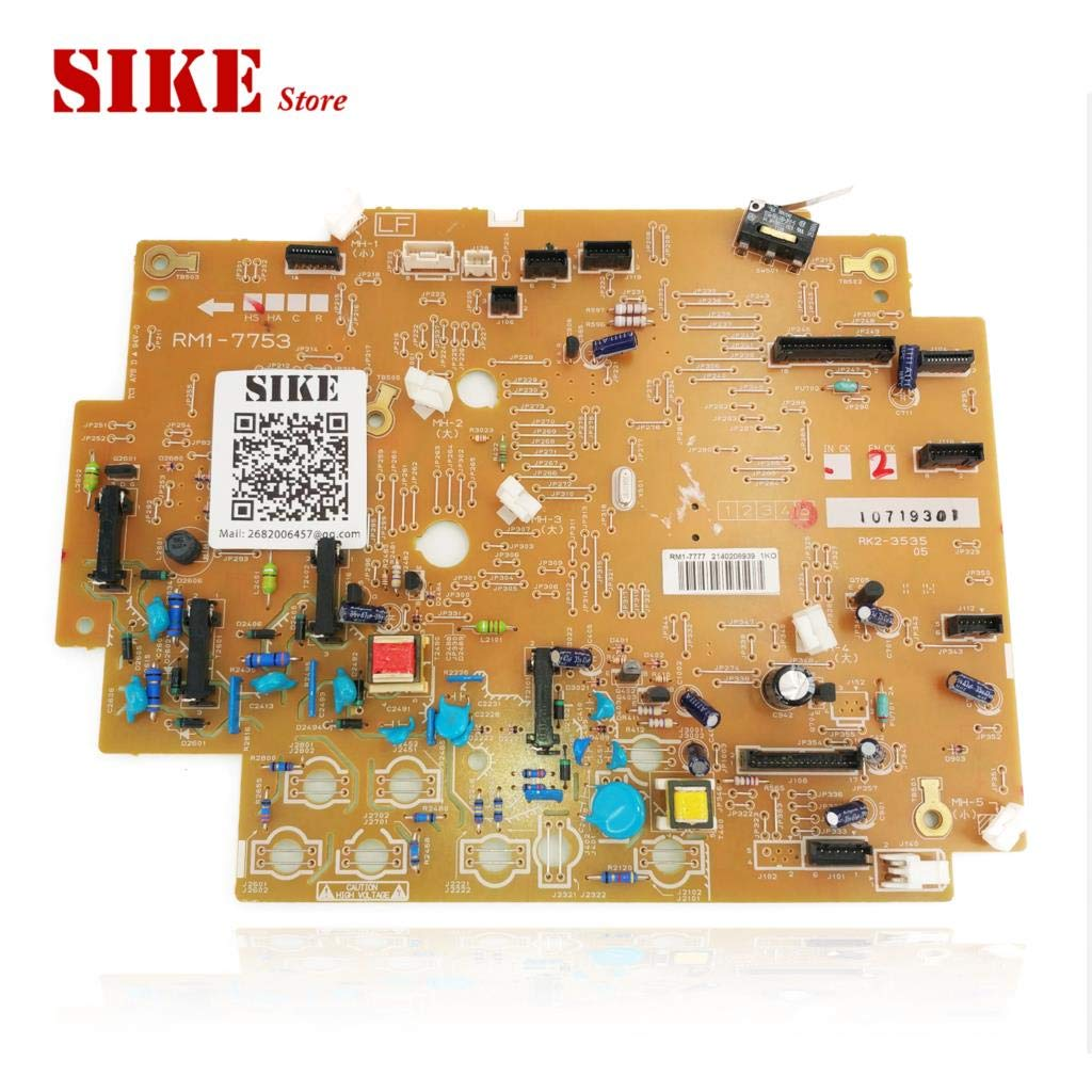 Printer Parts RM1-7753 DC Control PC Board Use for HP CP1025 CP1025nw 1025 1025nw HP1025 DC Controller Board RM1-7777 by Yoton (Image #1)