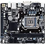 Placa Mãe Micro ATX (1151) - DDR4, Gigabyte, GA-H110M-S2V, Placas-Mãe