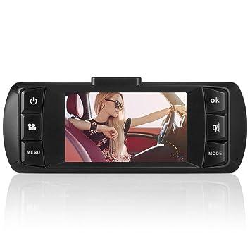"""Dash Cam grabadora de conducción, 2,7 """"HD 1920 * 1080P 170"""