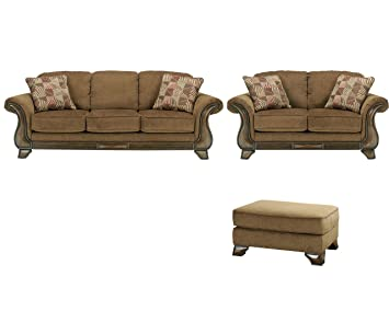 9f02445857b458 Image Unavailable. Image not available for. Colour: Signature Design by Ashley  Montgomery Living Room Set ...