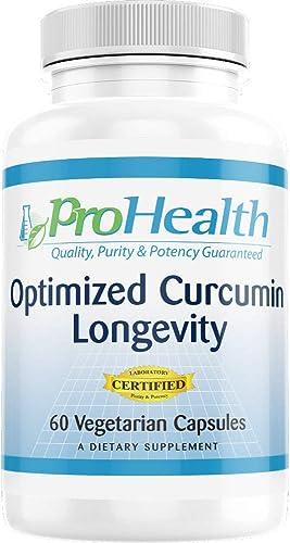 ProHealth Optimized Curcumin Longevity