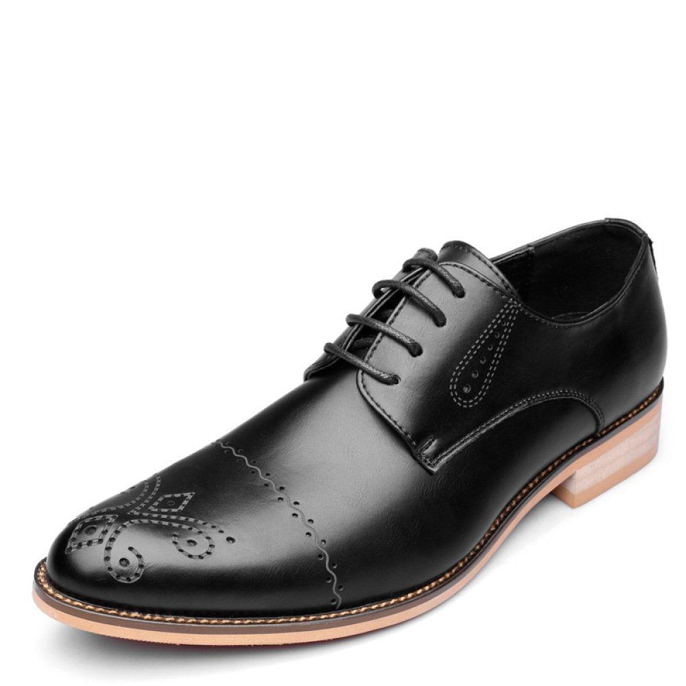 hot sale online f5783 32819 DHFUD Scarpe da Uomo di Affari Scarpe Eleganti Eleganti ...