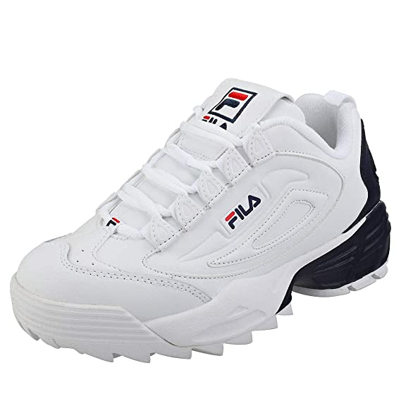Fila Men's Disruptor 3 Trainers, White