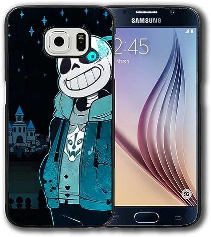 Undertale Coque Samsung Galaxy S6 Coque Housse: Amazon.fr: High-tech