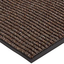 Durable Corporation Spectra-Rib Entrance Mat, for Indoor and Vestibule Areas, 48\