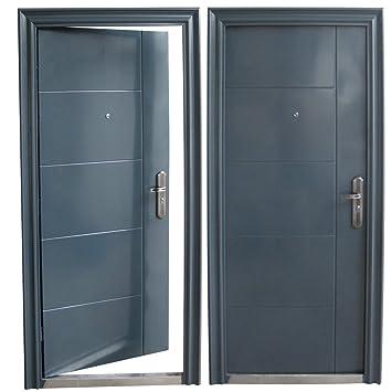 Wohnungstüren  Haustür Tür Sicherheitstür Wohnungstür Haustüren 96x205cm ...