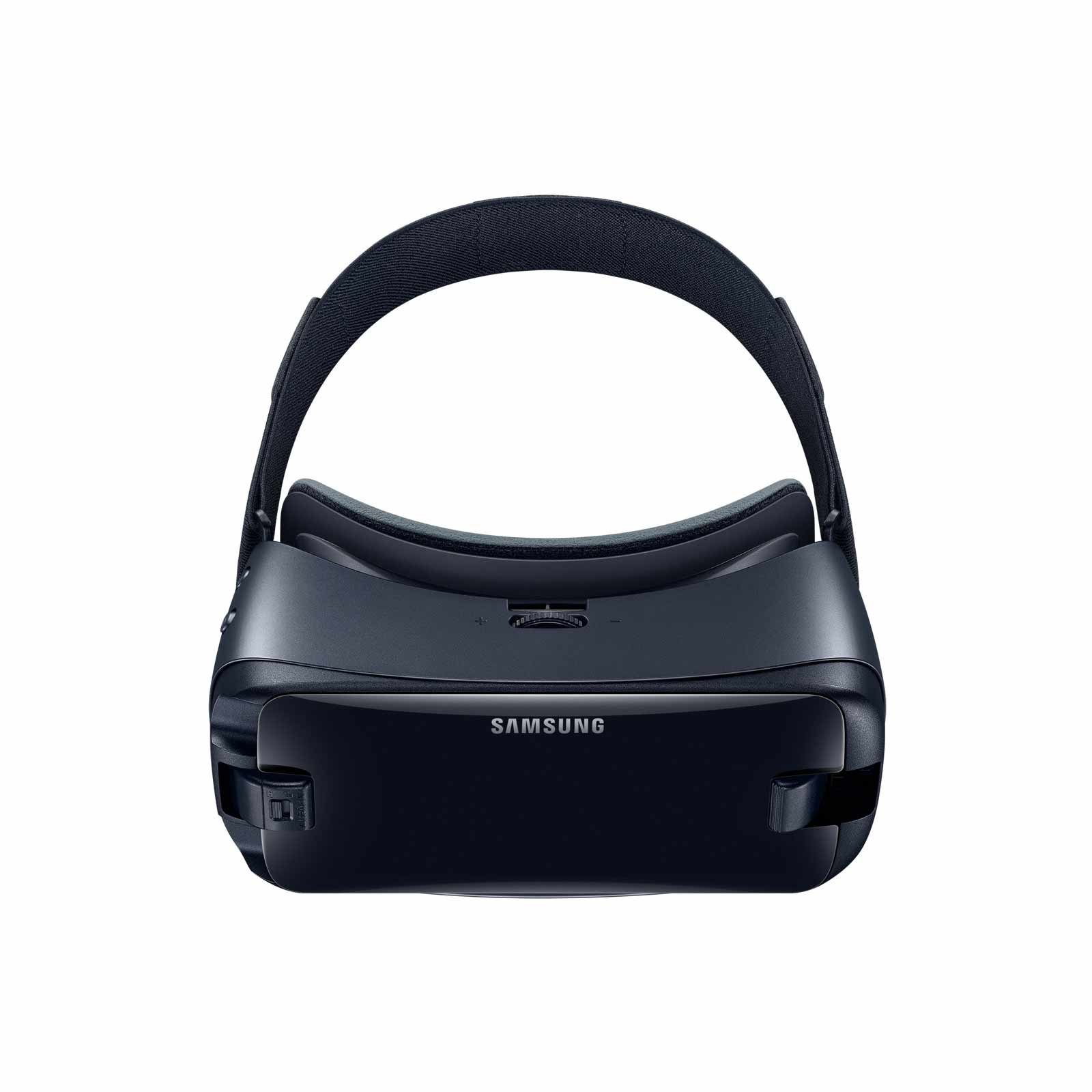 Samsung Gear VR (2017 Edition) with Controller Virtual Reality Headset SM-R325 for Galaxy S8, S8+, S7, S7 edge, Note5, Note 8, S6 edge+, S6, S6 edge (International Version, No Warranty) by Samsung (Image #6)