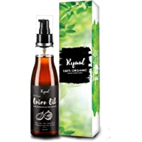 Ryaal Hair Food Onion Hair Oil Nourishing Hair Fall Treatment With Real Onion Extract Intensive Hair Fall Dandruff Treatment (200 ml)