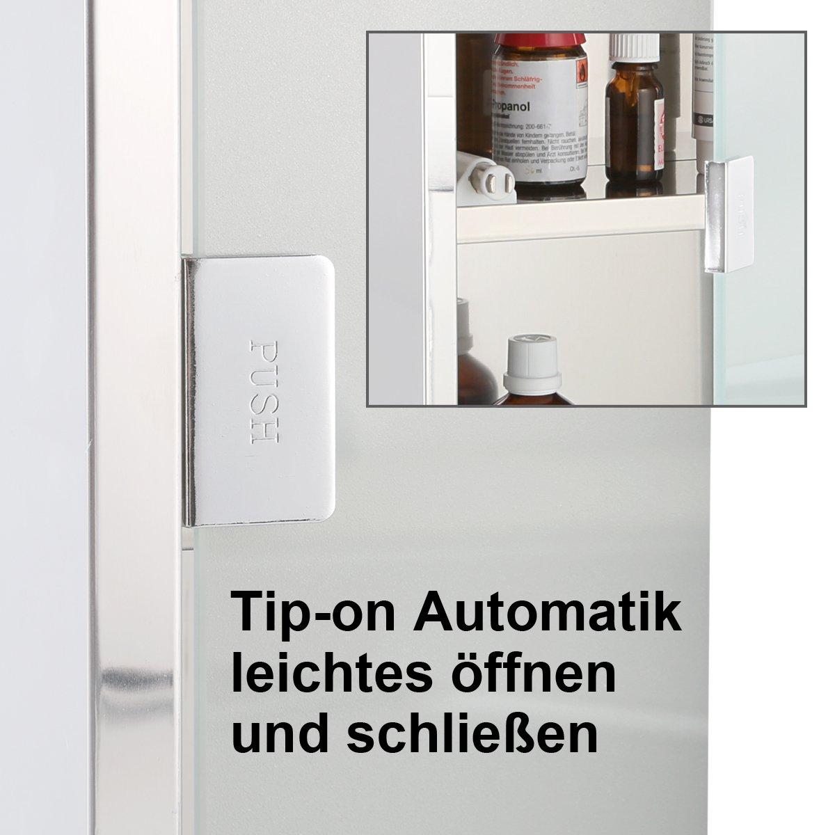 Amazon.de: Medizinschrank / Arzneischrank im Klassischen Design ...