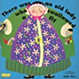 There Was an Old Lady Who Swallowed a Fly [With CD]