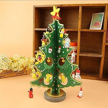 Diy Weihnachtsbaum.China Uk 1 Stück Diy Weihnachtsbaum Cartoon Dekoration Tisch