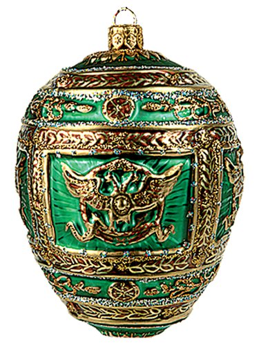 Pinnacle Peak Trading Company Faberge Inspired Green for sale  Delivered anywhere in USA