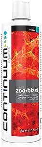 Continuum Aquatics Zoo Blast - Liquid Zooplankton Food Complex for Live Corals and Reef Aquariums