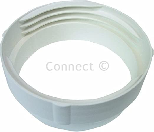 Tumble Dryer Vent Hose Connector Adaptor Universal Fit Amazon Co Uk Kitchen Home