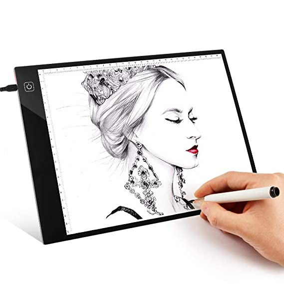 Digital Tablets A4 Led Graphic Dimmable Stencil Drawing Board Light Box Pad Comfortable And Easy To Wear Digital Tablets