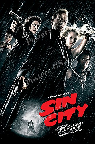 Posters USA - Sin City Movie Poster GLOSSY FINISH - MOV135 (24
