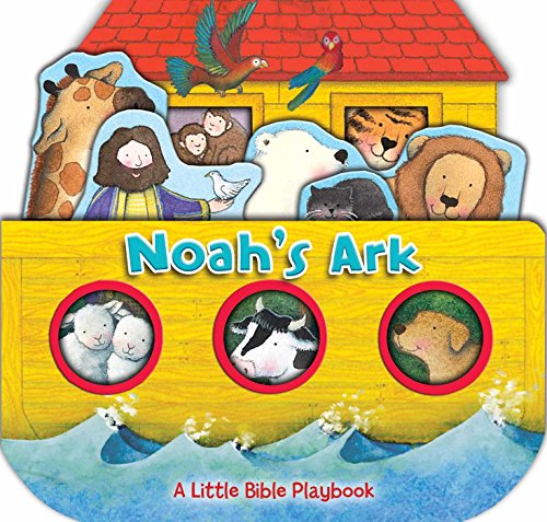 Little Bible Playbook: Noah's Ark