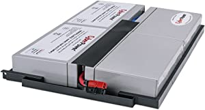 CyberPower RB0690X4A Replacement Battery Cartridge, Maintenance-Free, User Installable