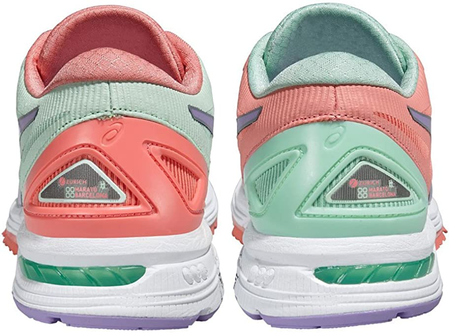 Asics Gel-DS 20 Trainer Limited Edition, Asics Gel-ds Trainer 20, Zapatillas de Running, Mujer, (Mint Green Silver Pink), 7.5 US: Amazon.es: Zapatos y complementos