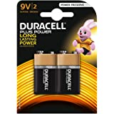 Duracell Plus Power - Pilas LR61 (Alkaline, 9 V)