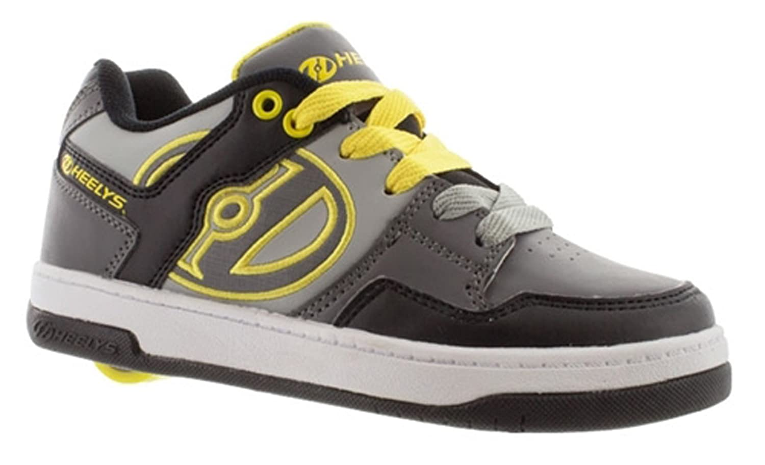 Heelys FLOW Schuh 2015 charcoal/silver/purple FLOW - K
