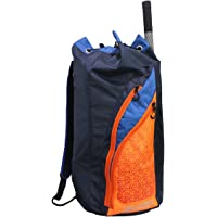 Ceela Sports CS-Duffle-Blue Cricket Duffle Bag (Blue/Orange)