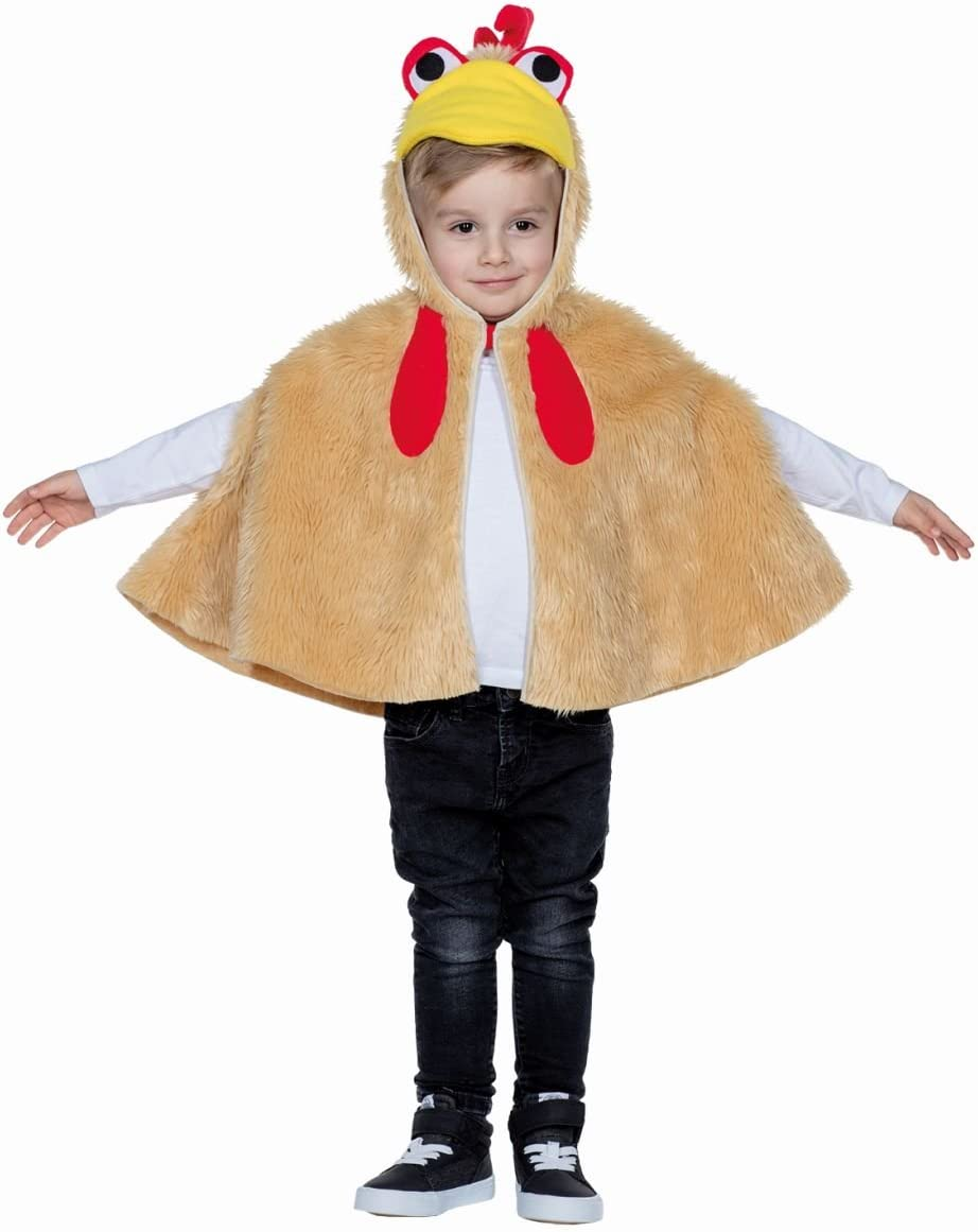 Rubies Disfraz de Gallo, Disfraz de Gallo para niños: Amazon.es ...