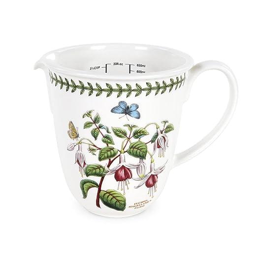 Portmeirion Home & Gifts BG76009-X Jarra medidora, Porcelana ...