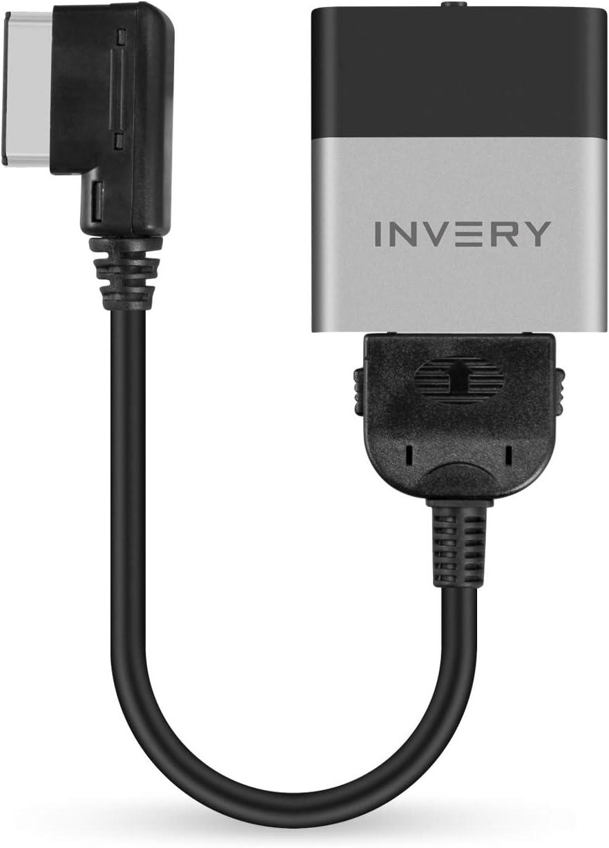 Airdual Bluetooth Adapter Für Audi Mmi 2g Ami Ipod Elektronik