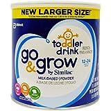 美国Abbott 雅培 Similac 成长发育3段(12-24个月)婴幼儿奶粉 24盎司(680g)(品牌直供,保税区发货)