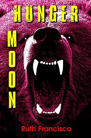 book cover of Hungry Moon