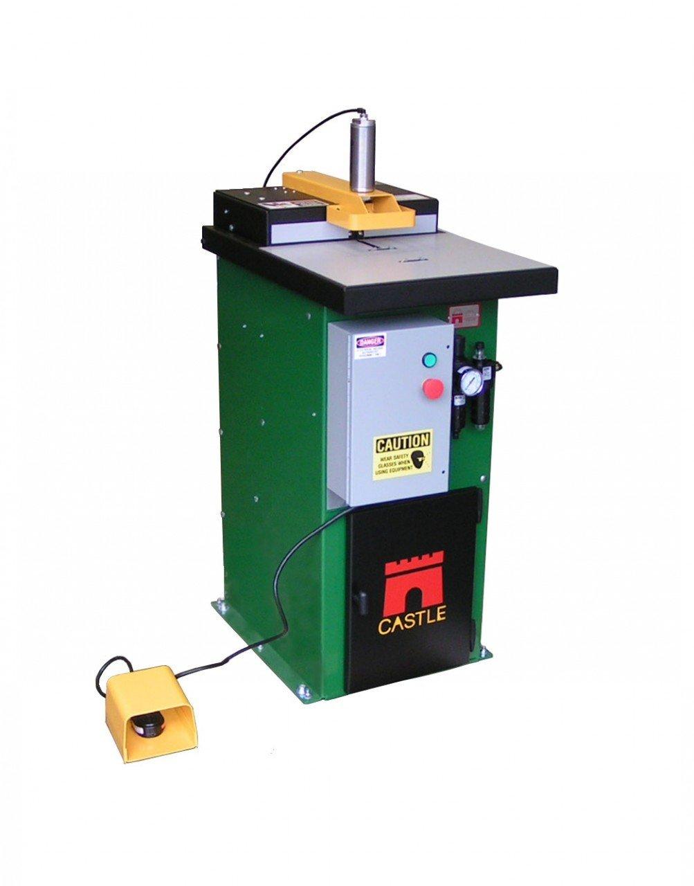 A00036 - TSM-35 Screw Pocket Machine, 460 VAC 3 Phase