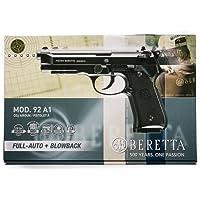 Umarex Beretta M92 A1 .177 Steel BB Airgun, Blowback