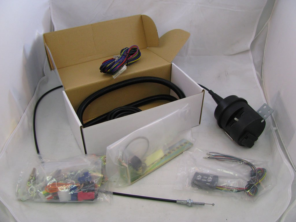 Universal Vacuum Cruise Control Automotive Jeep Kit