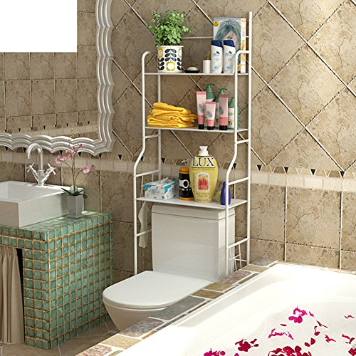 cheap the shelf in the bathroom/ toilet and shelf/Family Bathroom Shelves/ Washing machine management arm/Storage shelf -A