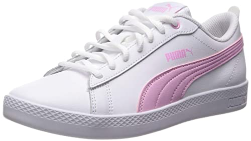 Puma Women s Smash WNS V2 Leather Sneaker  Amazon.co.uk  Shoes   Bags f6e188782