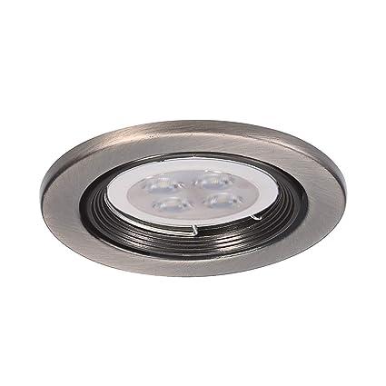 best service 859af 7165e WAC Lighting HR-836LED-BN 2.5in Round Downlight Trim LED ...